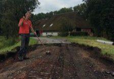 Paddepoelsterweg - archeoloog